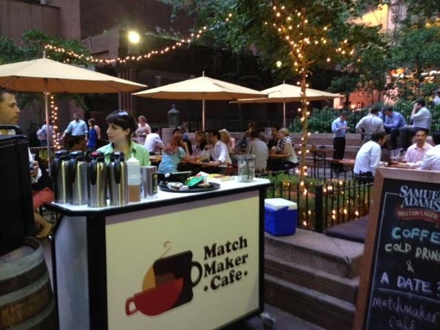 matchmaking cafe